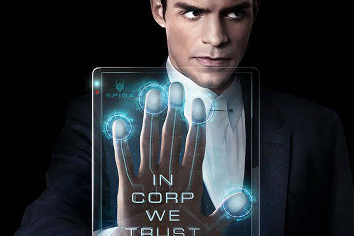 Корпорация - сериал SyFy - Incorporated